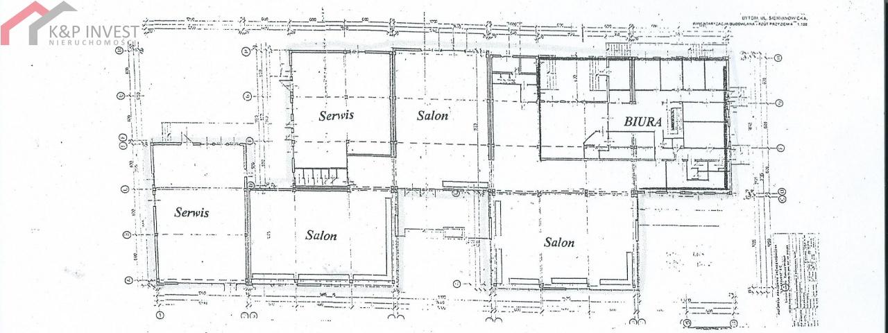 Bytom, śląskie, ,Hala/magazyn,Sprzedaż,1034